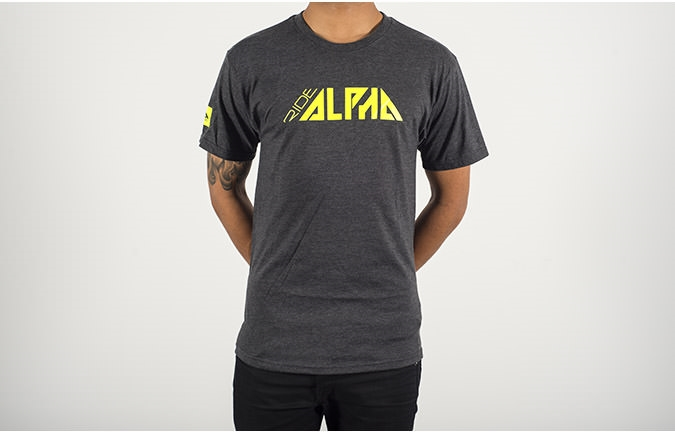 T-SHIRT RIDE ALPHA 2016