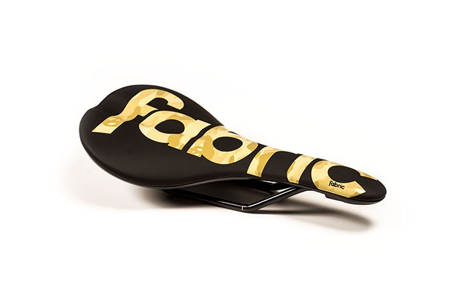 SELLE FABRIC SCOOP FLAT ELITE CAMO