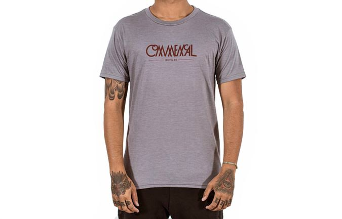 T-SHIRT BUBBLE GREY 2018