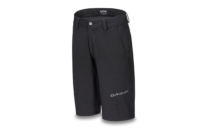 SHORT DAKINE DROPOUT BLACK 2019