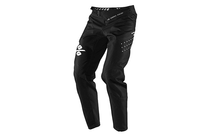 PANTALON 100% KID R-CORE SUPRA DH  RED 2018