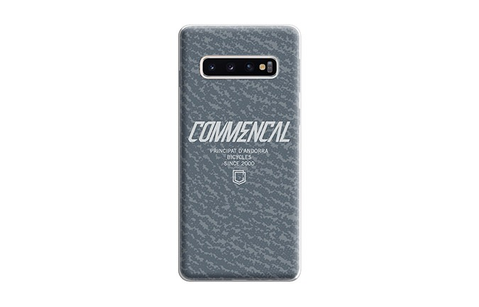 COQUE COMMENCAL SAMSUNG 10 GRISE