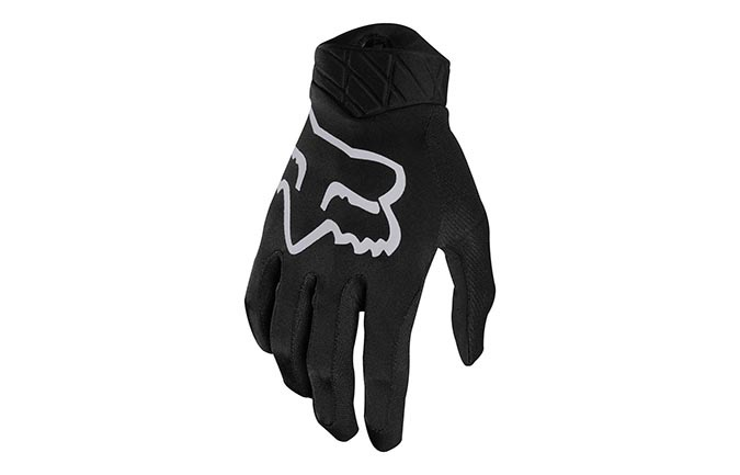 GANTS FOX FLEXAIR BLACK 2019