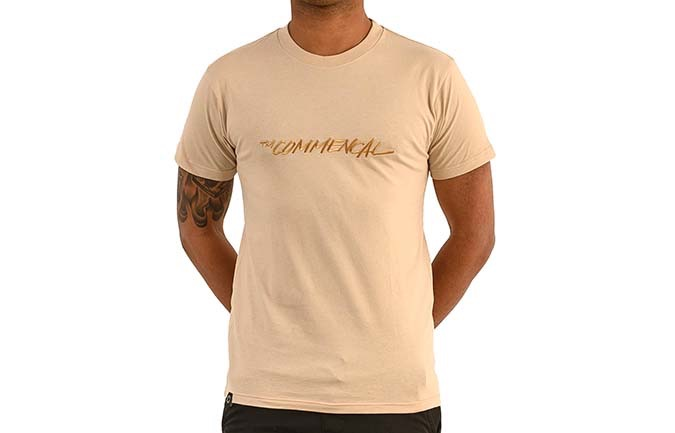 T-SHIRT COMMENCAL OFF-WHITE 2020