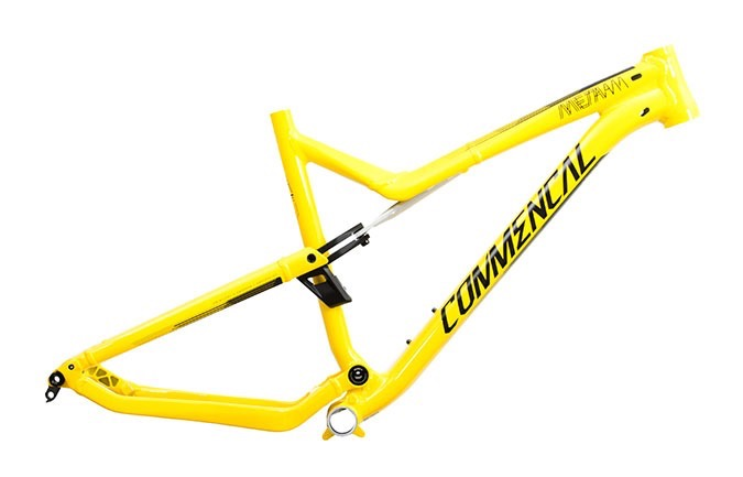FRAME META AM V4 650B YELLOW TEAM 2017