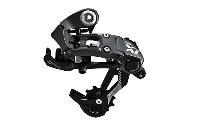 DERAILLEUR SRAM X7 TYPE 2 CHAPPE MEDIUM