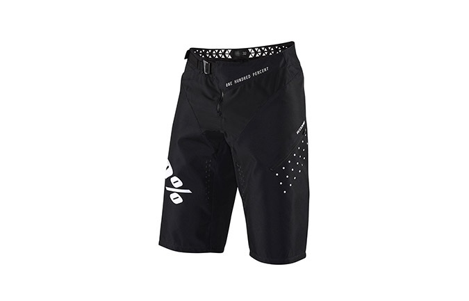 SHORT 100% R-CORE BLACK
