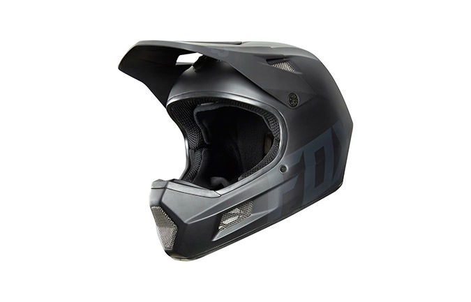 CASQUE FOX RAMPAGE COMP BLACK