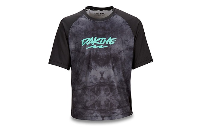 MAILLOT MANCHES COUTRES DAKINE KID PRODIGY BLACK HAZE 2019