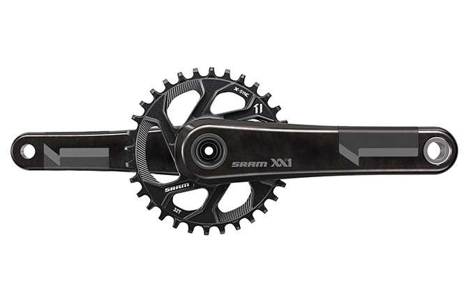 PEDALIER SRAM XX1 DIRECT MOUNT 170MM 32D