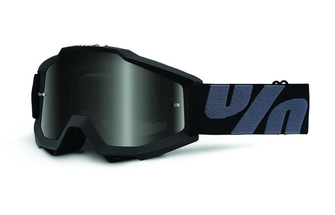 MASQUE 100% ACCURI UTV/ATV SAND SUPERSTITION - DARK SMOKE LENS
