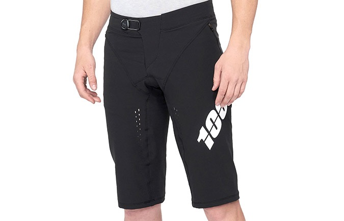 SHORT 100% R-CORE X BLACK