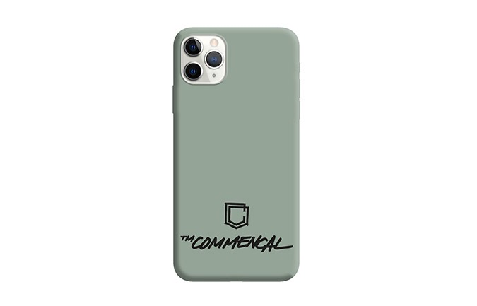 COQUE COMMENCAL IPHONE 11 RECYCLEE BLACK