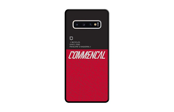 COQUE COMMENCAL SAMSUNG 10 RED 2019