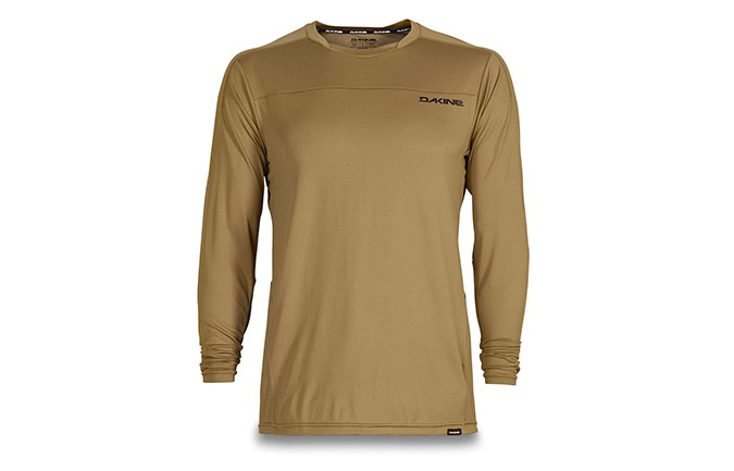 MAILLOT MANCHES LONGUES DAKINE SYNCLINE SAND STORM 2019