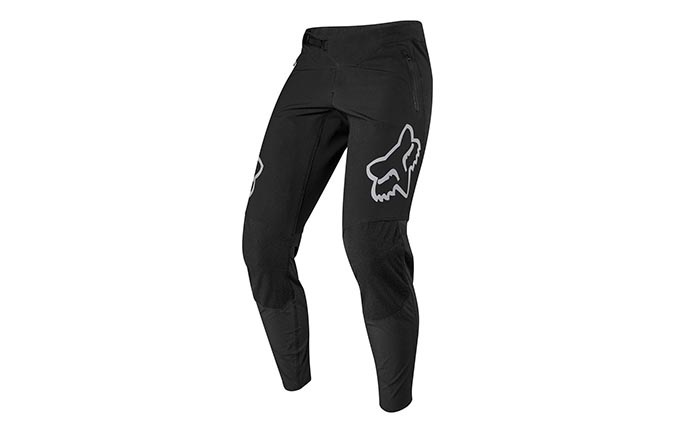 PANTALON FOX KID DEFEND NOIR 2019