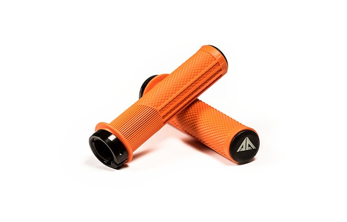 GRIPS DH RIDE ALPHA ORANGE