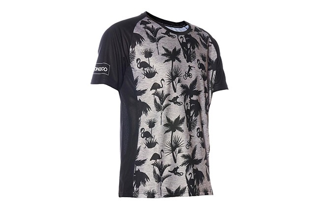 MAILLOT MANCHES COURTES DHARCO PARTY STEALTH 2019