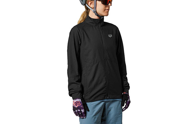 COUPE VENT FOX WOMEN RANGER BLACK