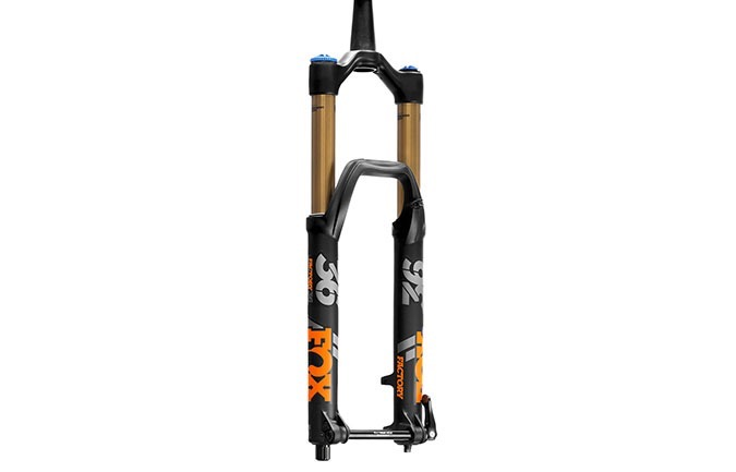 "FOURCHE FOX 36 FLOAT FACTORY KASHIMA GRIP 2 180MM 27.5"" 2019 BLACK"