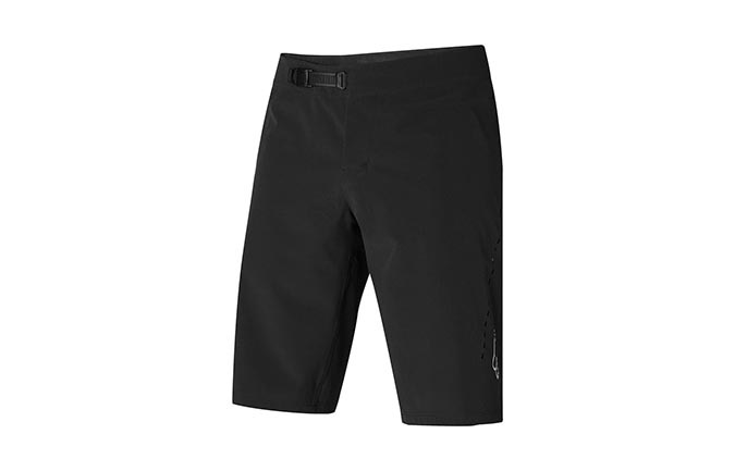 SHORT FOX FLEXAIR LITE BLACK 2019