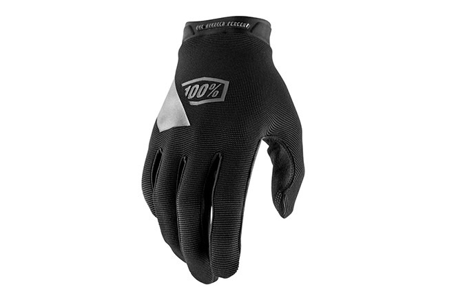 GANTS 100% RIDECAMP KID BLACK
