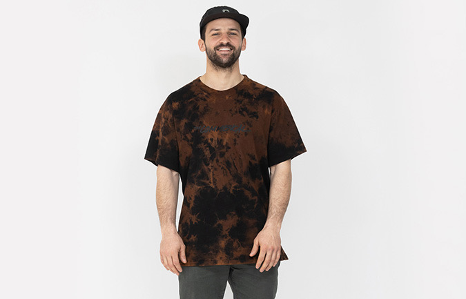 T-SHIRT COMMENCAL TIE & DYE MEN