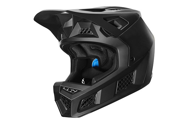 CASQUE FOX RAMPAGE PRO CARBON MATTE BLACK 2019
