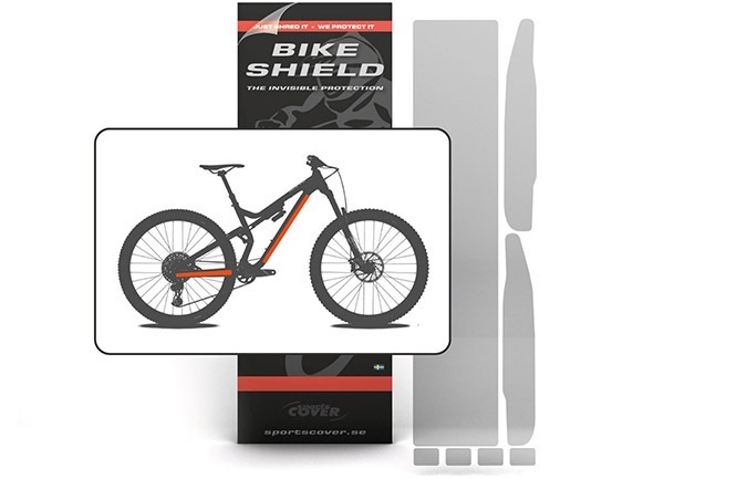 KIT BIKESHIELD STANDARD MAT