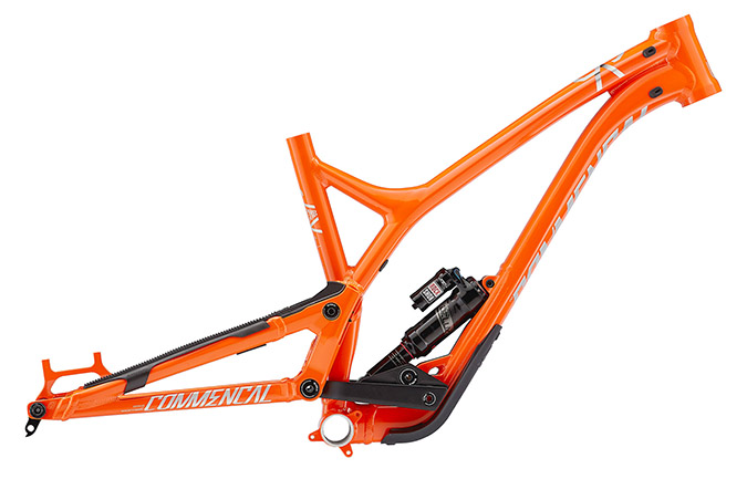 VIP SUPREME SX ORANGE 2018