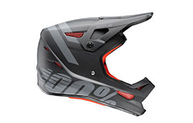CASQUE 100% KID STATUS DH/BMX BLACK METEOR