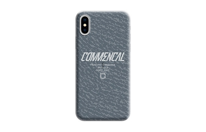 COQUE COMMENCAL IPHONE 10 GRISE 2019