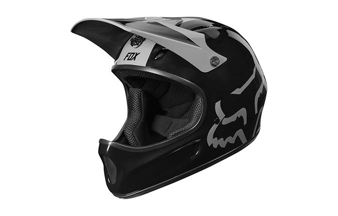 CASQUE FOX RAMPAGE BLACK 2019