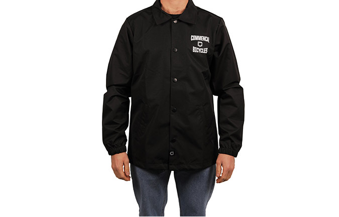 VESTE COMMENCAL COACH BLACK