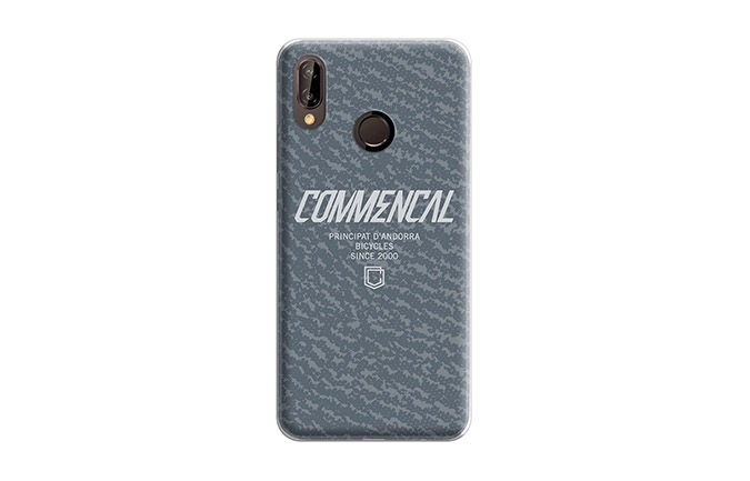 COQUE COMMENCAL HUAWEI P20 LITE GRISE