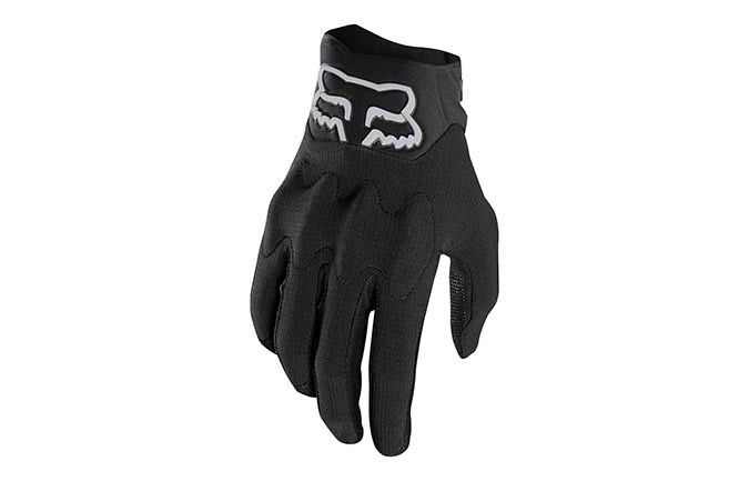GANTS FOX  DEFEND KEVLAR D30 BLACK 2019