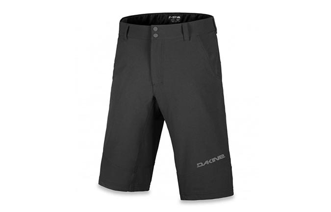 SHORT DAKINE DERAIL BLACK  2018