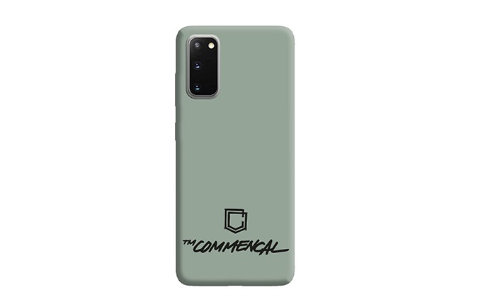COQUE COMMENCAL SAMSUNG GALAXY S20 HERITAGE GREEN